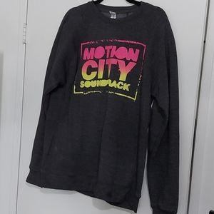 Motion City Soundtrack Sweatshirt